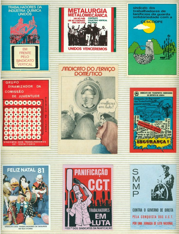 1701 - Sindicatos e Movimento Sindical - (1974-1985)
