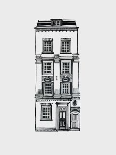 Here are my new house linocuts. Houses 1, 2, 3, 4 & 5. Each print is a limited edition of 20 and they are £35 each unframed. Also, my w...