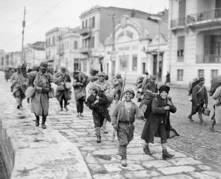 Το Μακεδόνικο Μέτωπο ζωντανεύει ξανά μέσα από αυτές τις  φωτογραφίες