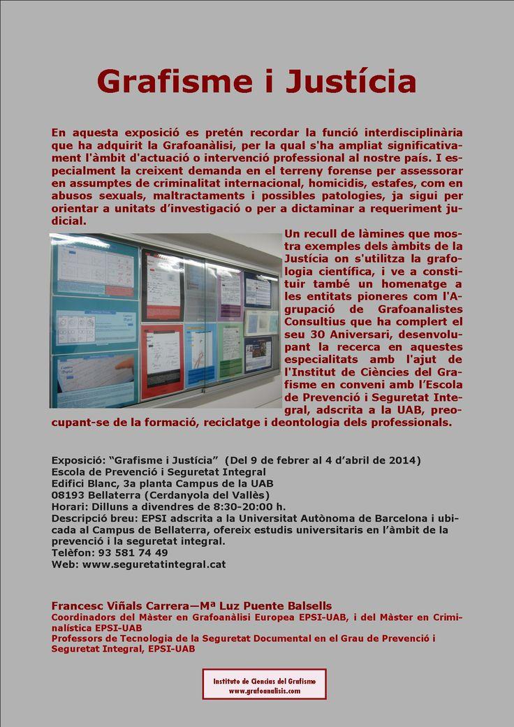 """EPSI e ICG presentan """"Grafismo y Justicia"""" del 9 de febrero al 4 de abril, en el marco del 30 Aniversario de la AGC."""