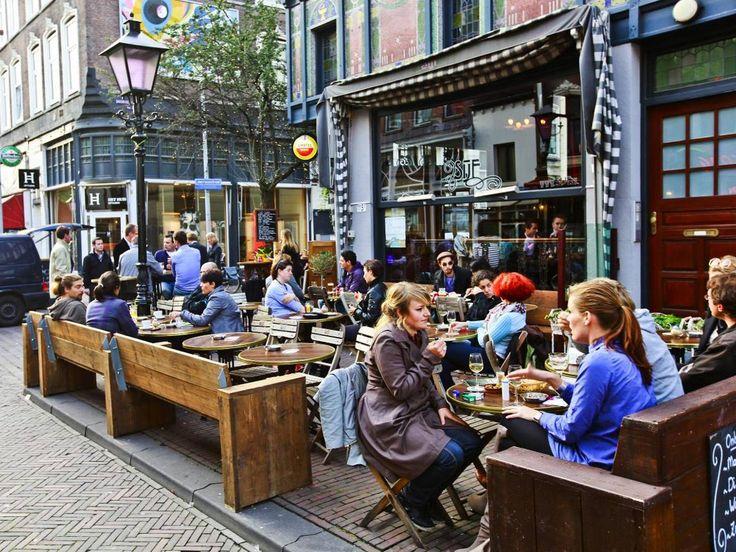 Rotterdam: Drømmer du om et snev av vår og storby?