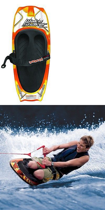 Kneeboards 159163: Skiing Sport Accessories Wake Rider Kneeboard Water Sport Outdoor Sporting Goods -> BUY IT NOW ONLY: $168.77 on eBay!