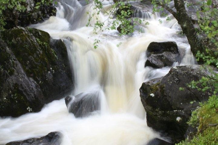 Come walk with me.........My photo of Watendlath Falls