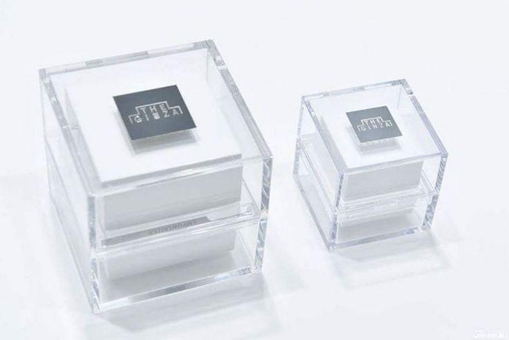 Face cream in a jewelry box of The Ginza!  #Nikon #D5 #japankuru #japan #tokyo #100tokyo #cooljapan #shopping #japan #wishlist #skincare #theginza #recommendation