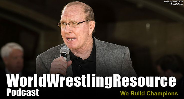 WWR45: Dan Gable on NCAA wrestling rule changes for 2017-18 -