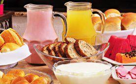Acordar e não fazer a primeira refeição do dia: o café da manhã, não é nada saudável. Clique no link acima e acesse a matéria por completo