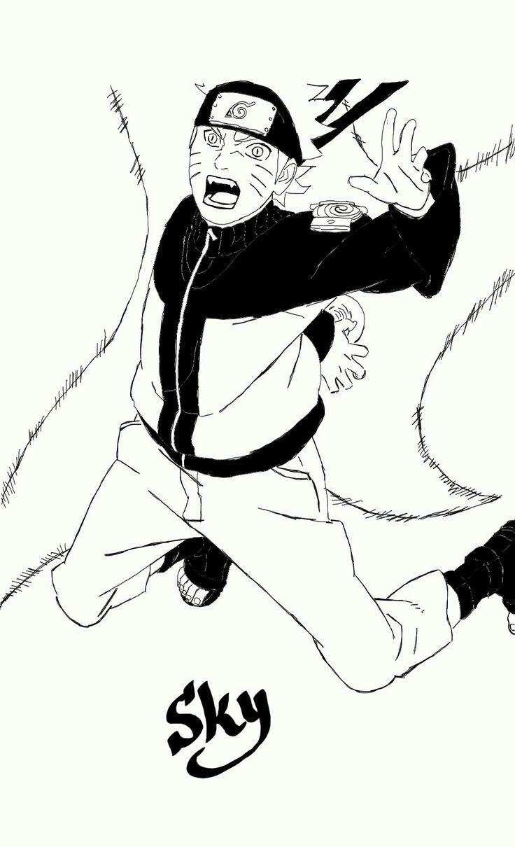 Naruto Rasensuriken by me