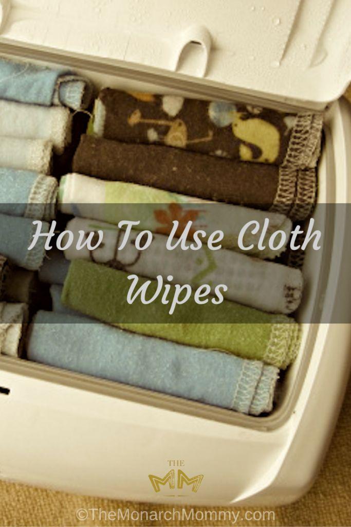 How To Use Cloth Wipes #die-besten-stoffwindeln.de