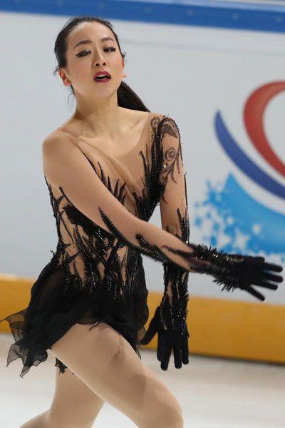 フランス杯・初日(男女ペアSP、アイスダンスSD)|フォトギャラリー|フィギュアスケート|スポーツナビ