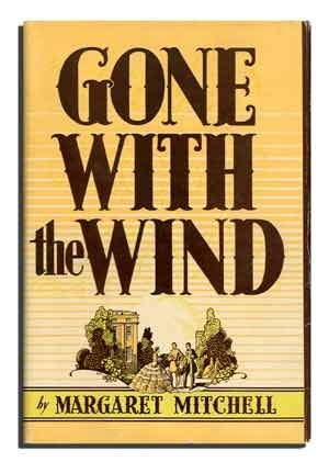 Gone With The Wind - one of my first all time classics to read.