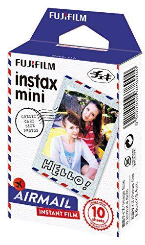Fuji Instax Mini Films Airmail x Fujifilm Mini 8/50s Mini 25/90 Mini 7 Fuji http://www.amazon.com/dp/B00LE8AODA/ref=cm_sw_r_pi_dp_F-tNvb1TKFBH9
