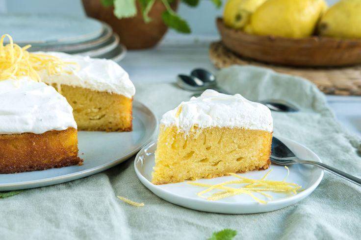 Oppskriften på denne italienske drømmen av en kake får du her.