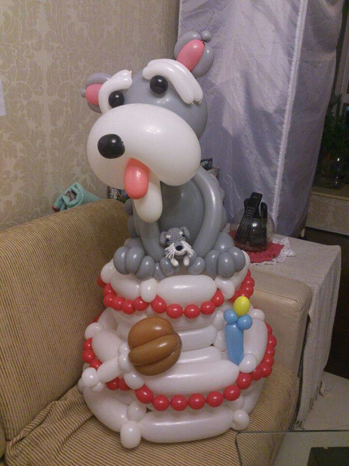52 best balloon cakes images on Pinterest Globes Balloon cake and