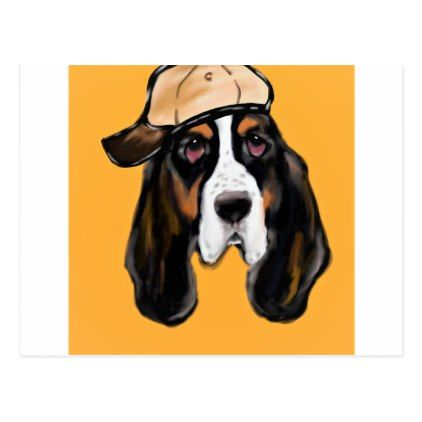 Basset hound gift items for christmas