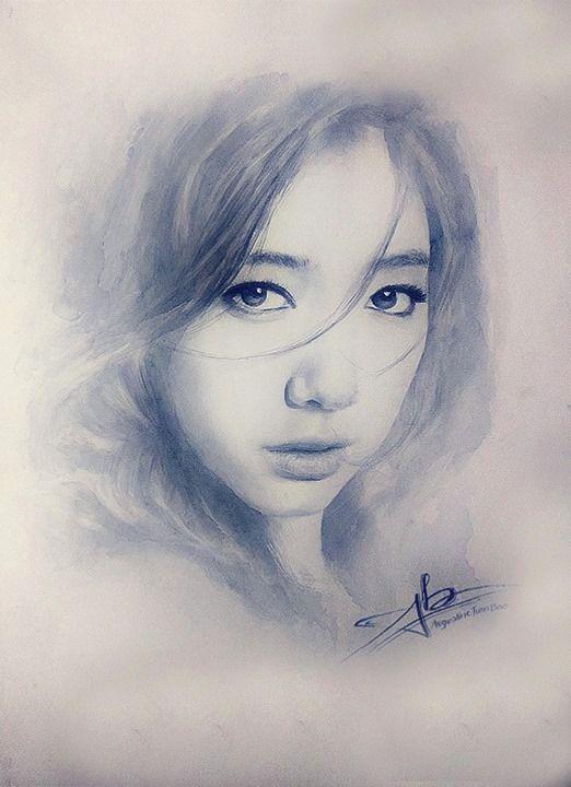 Sketch #parkShinHye | Park Shin Hye U2606 | Pinterest | Parks Park Shin Hye And Sketches