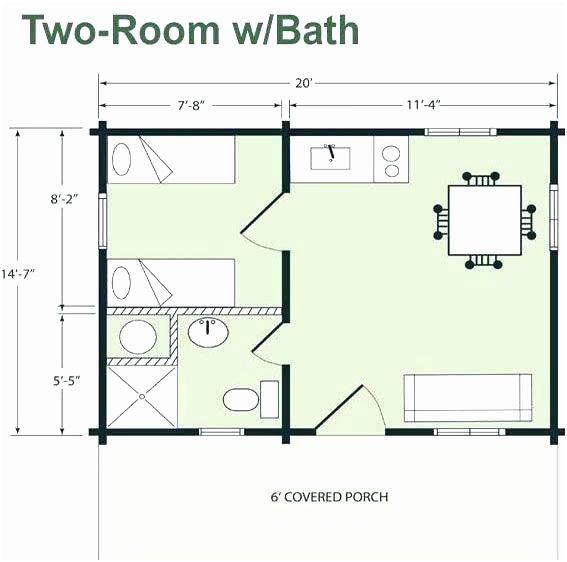 20x20 House Plans Cabin Floor Plans Loft Floor Plans House Plans