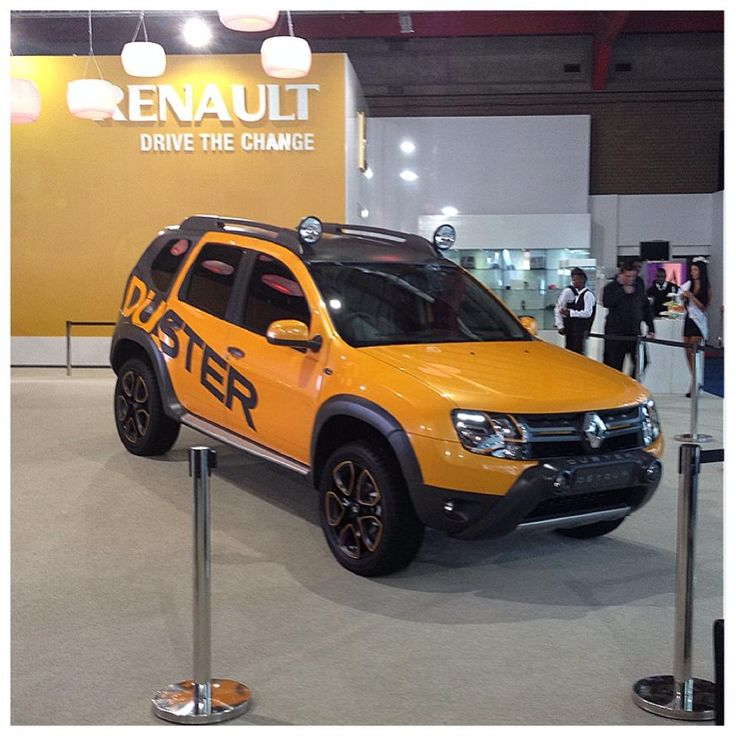 Renault Duster Détour is exclusive to South Africa and Renault aficionados, and SUV buffs alike will have a once-off opportunity to get up close and personal with this singular show-SUV at the 2013 Johannesburg International Motor Show (JIMS) running from 18 - 27 October at the Expo Centre, Nasrec. (c) Renault South Africa - Droits réservés Renault