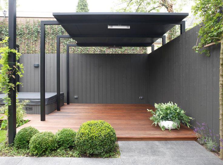 17 beste idee n over kleine achtertuin patio op pinterest klein terras ontwerp kleine - Decoratie binnen veranda ...