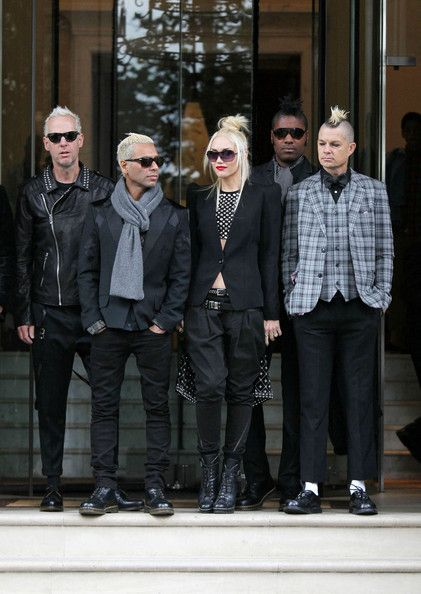 No Doubt wearing Dr Martens