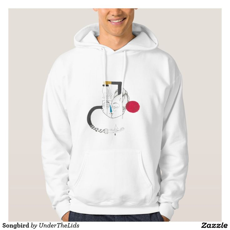 Songbird Hooded Pullovers