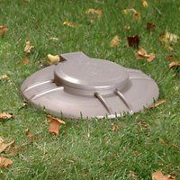 Doggie Dooley Septic Style Dog Waste Disposal System offers an efficient and hands-free way to clean up pet messes in the yard. An enclosed galvanized steel tank with a large, built-in overflow tube is easily opened when the polyethylene plastic lid is pressed with your foot. This system comes fully assembled; just place in an area with good draining soil. Shovel stool into the system and add water along with [Doggie Dooley Waste Terminator Tablet]…