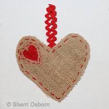 patrones corazones de tela - Buscar con Google