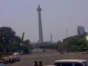 Monas, Jakarta, Capitol of Indonesia
