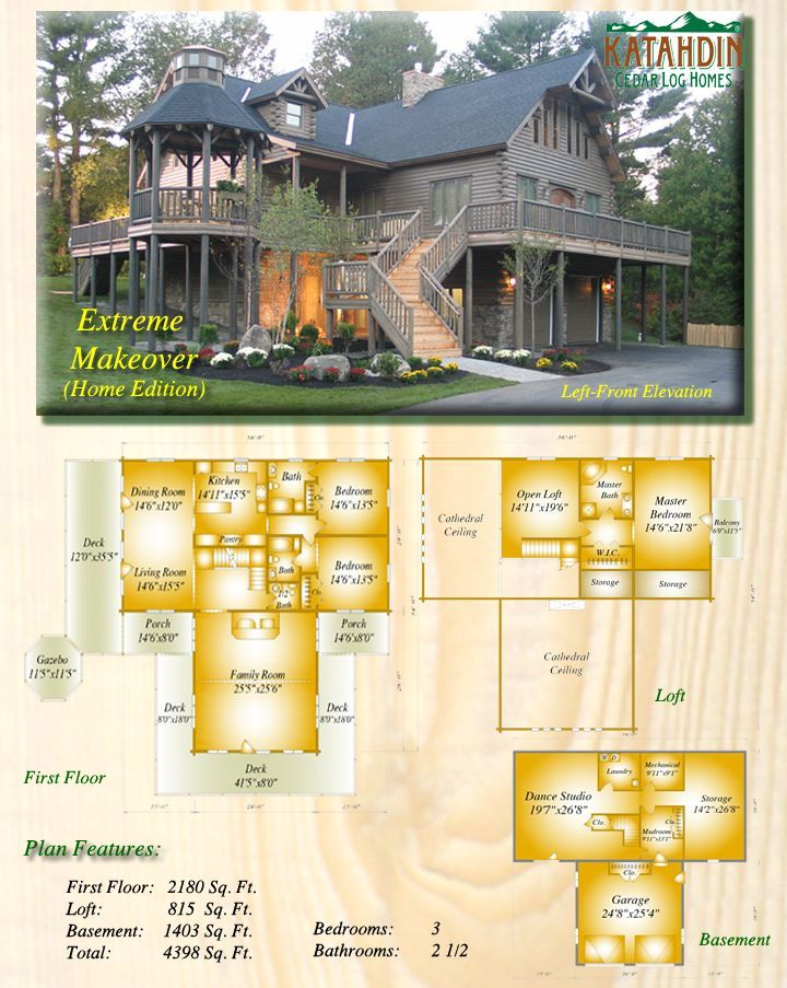 45 best big twig homes llc log home plans images on for Extreme house plans