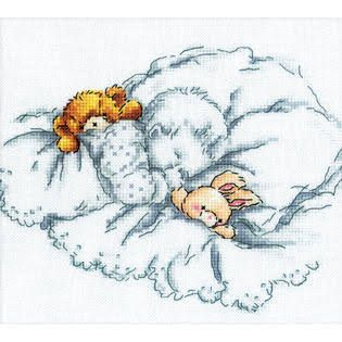 teddy and friends cross stitch - Google Search