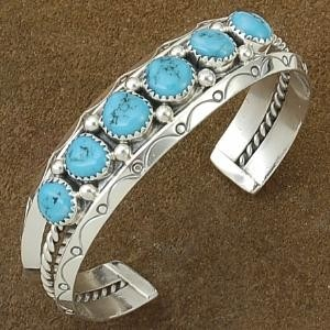Native American Turquoise Brecelet