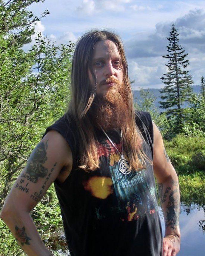 Fenriz Darkthrone's Fenriz: