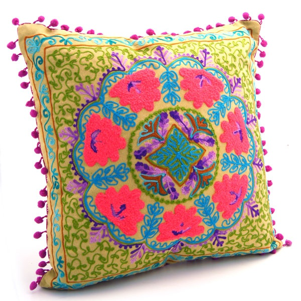 Charming Karma Living Bota Pillow At The Maverick Western Wear