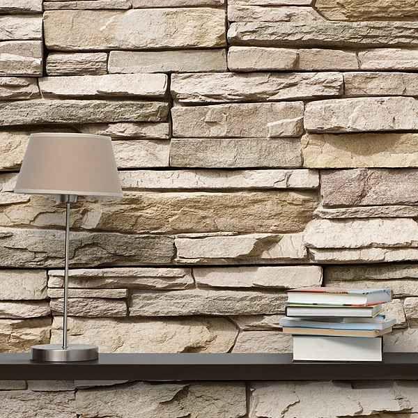 die besten 25 vliestapete steinoptik ideen auf pinterest steinoptik wand fototapete. Black Bedroom Furniture Sets. Home Design Ideas