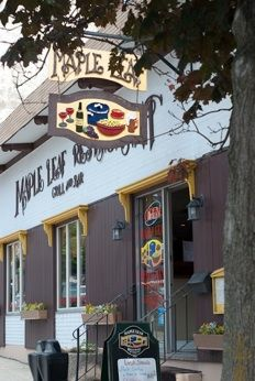 Maple Leaf Restaurant- Gananoque, ON This family owned restaurant is celebrating 25 years in our community! Stop in and see what they are doing right and serving the 1000 Islands the best in European cuisine!