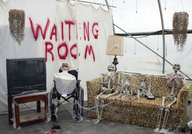 The haunted nursery is open 8 p.m.-midnight Oct. 21-22 and Oct. 28-31. All proceeds support the children at New Directions, a residential facility that's a part of Lutheran Child & Family Services in Farmington Hills.