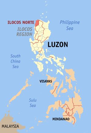 HOW TO GET THERE   How to get to Ilocos Norte from Manila  By Bus.  Take a bus bound for Laoag. Travel time is 10-12 hours, so I would reco...