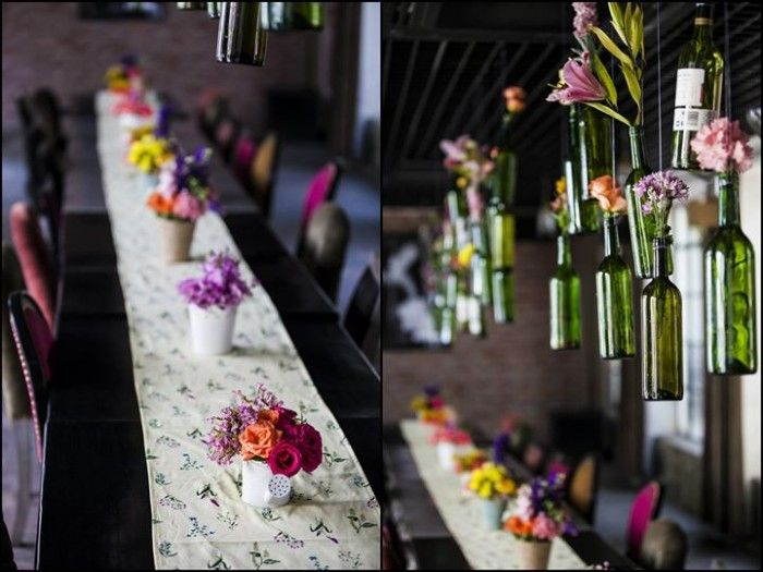 3 Household Items that could spice up your wedding decor — Wed Me Good Blog