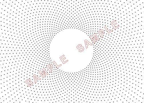 Plotadots - set of six grids - Full Circles by Lacebobbins on Etsy