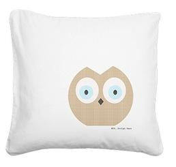 MON. Design Haus | HUNTER THE OWL 50 x 50cm Canvas Cushion