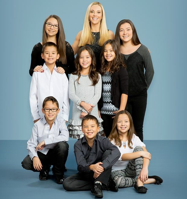 Kate Gosselin & Children