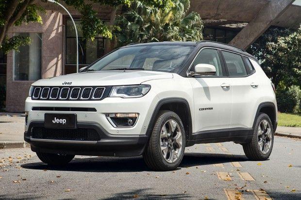 Ranking 2019 Confira Os Dez Suvs Mais Vendidos Do 1º Semestre Jeep Renegade Jeep Suv
