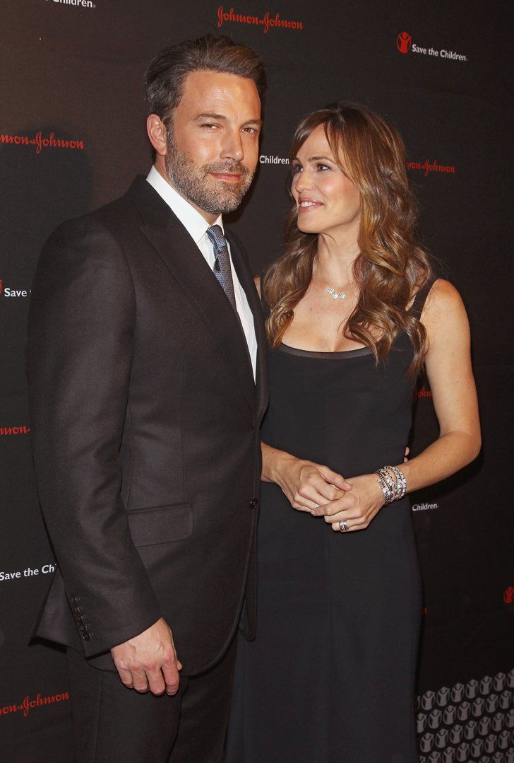 Pin for Later: Can't-Miss Celebrity Pics!  Ben Affleck and Jennifer Garner had the look of love at the Save the Children Illumination Gala in NYC on Wednesday.