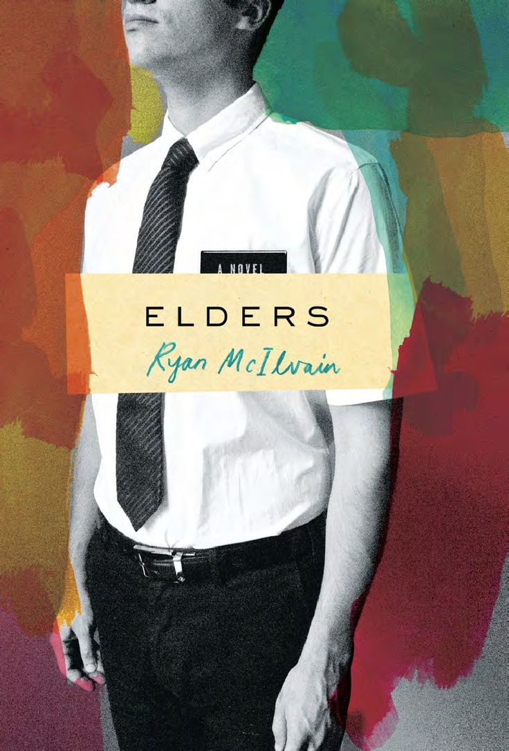 Read a book excerpt Elders by Ryan McIlvain and follow two young Mormon missionaries in Brazil and their tense, peculiar friendship.