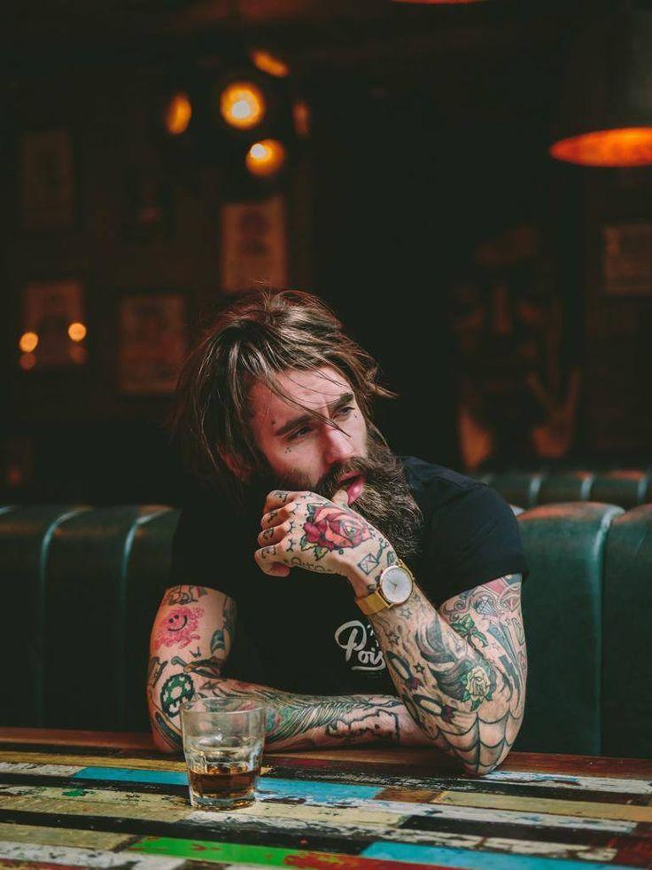 #ink #inked #beards #tattoo