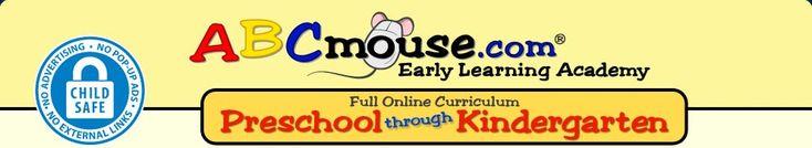 @abcmouse.com  full online cirriculum for preschool through kindergarten.  (MUCH better way to spend that 8.00 netflix membership!!)