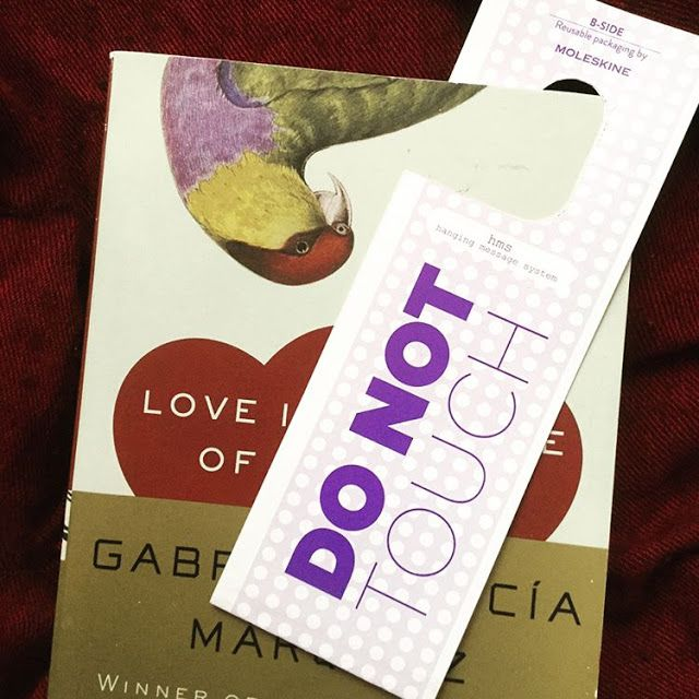 guiltless reading: #BookmarkMonday: Do not touch! I'm almost done!