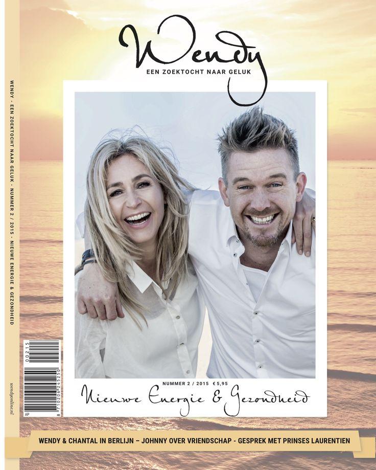 Wendy van Dijk en Johnny de Mol l Editie 2
