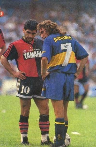 "Maradona & ""Manteca"" Martinez"
