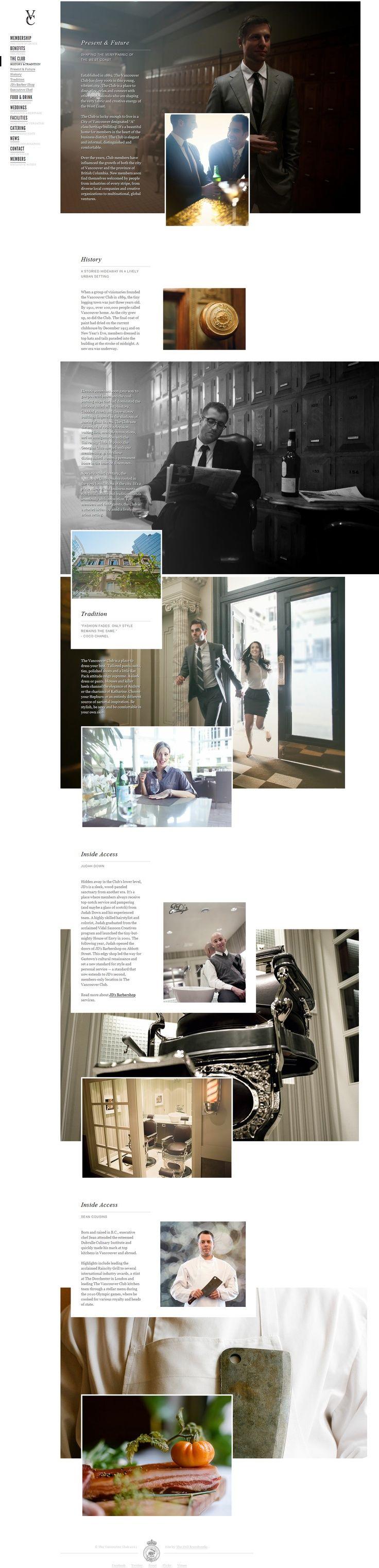 #photography #website | #webdesign #it #web #design #layout #userinterface #website #webdesign <<< repinned by an #advertising #agency from #Hamburg / #Germany - www.BlickeDeeler.de