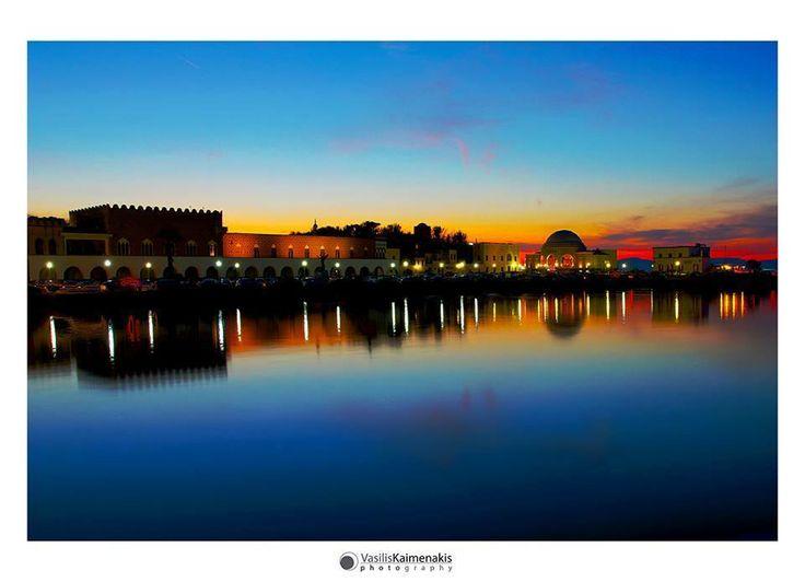 Madraki Harbour